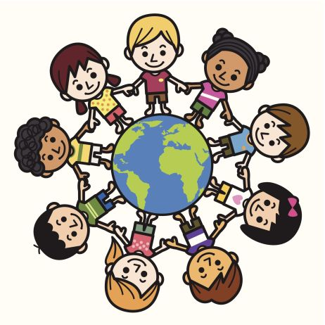 Image result for multicultural students clipart