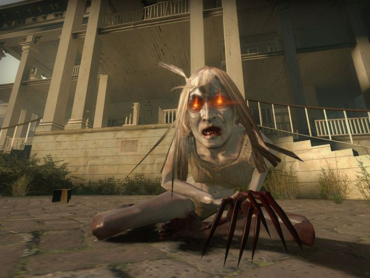Image result for the Witch in Left 4 Dead