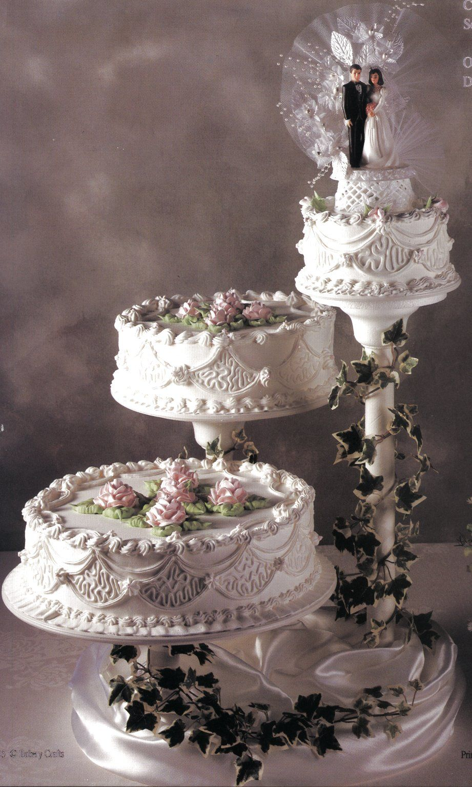 Cake Step By Guide To Baking And Decorating A Wedding Diy