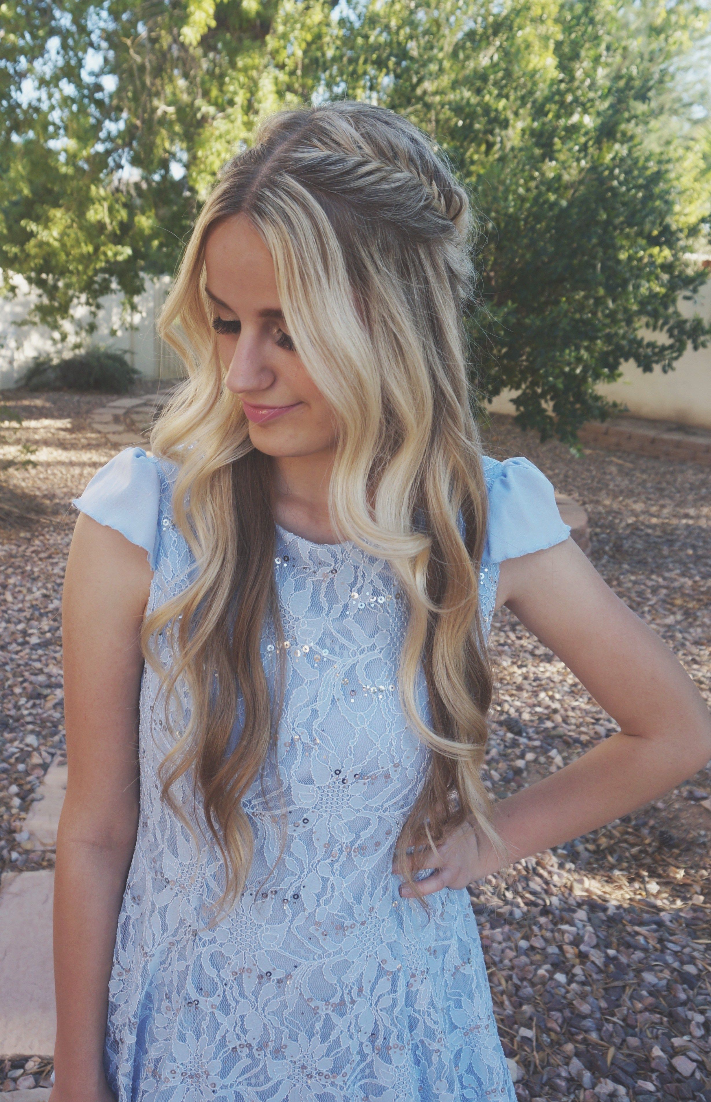 Hair by Taylee Four Tips to Perfect Prom Hair Prom 2017