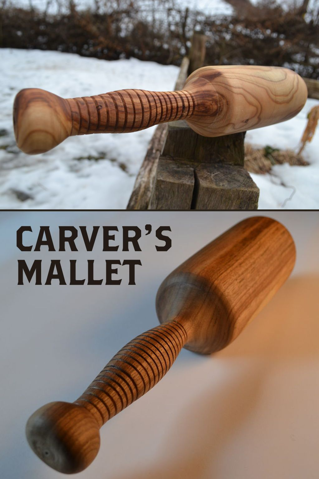 Carvers Mallet Carving wood, Carving and Tools