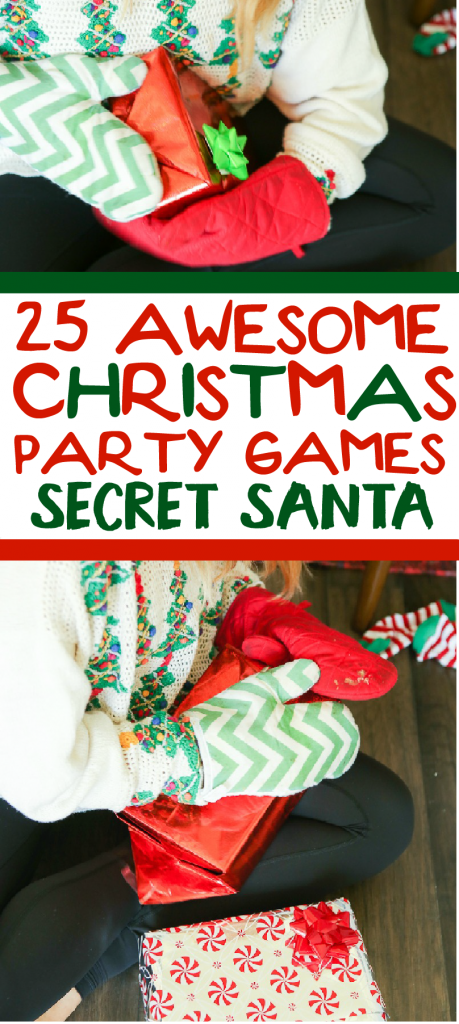 25 funny Christmas party games that are great for adults