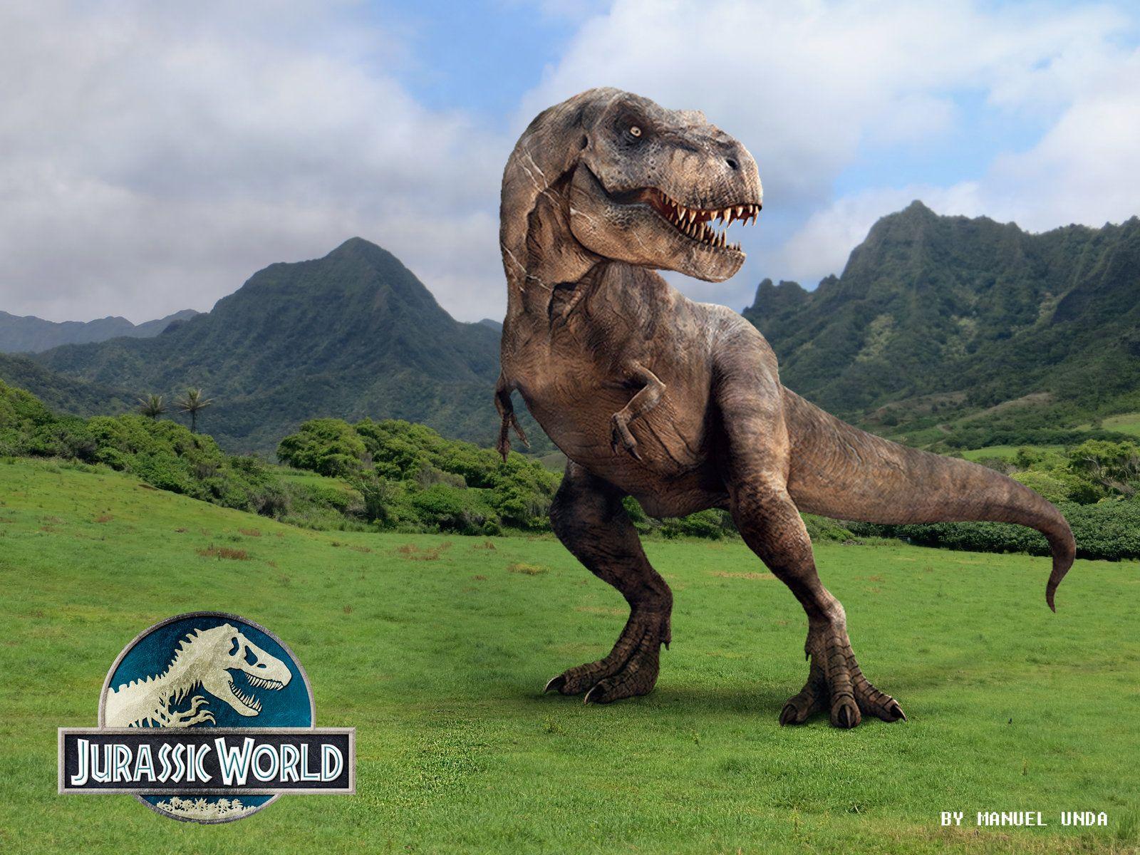 Jurassic Park Trex Wallpaper Desktop Background