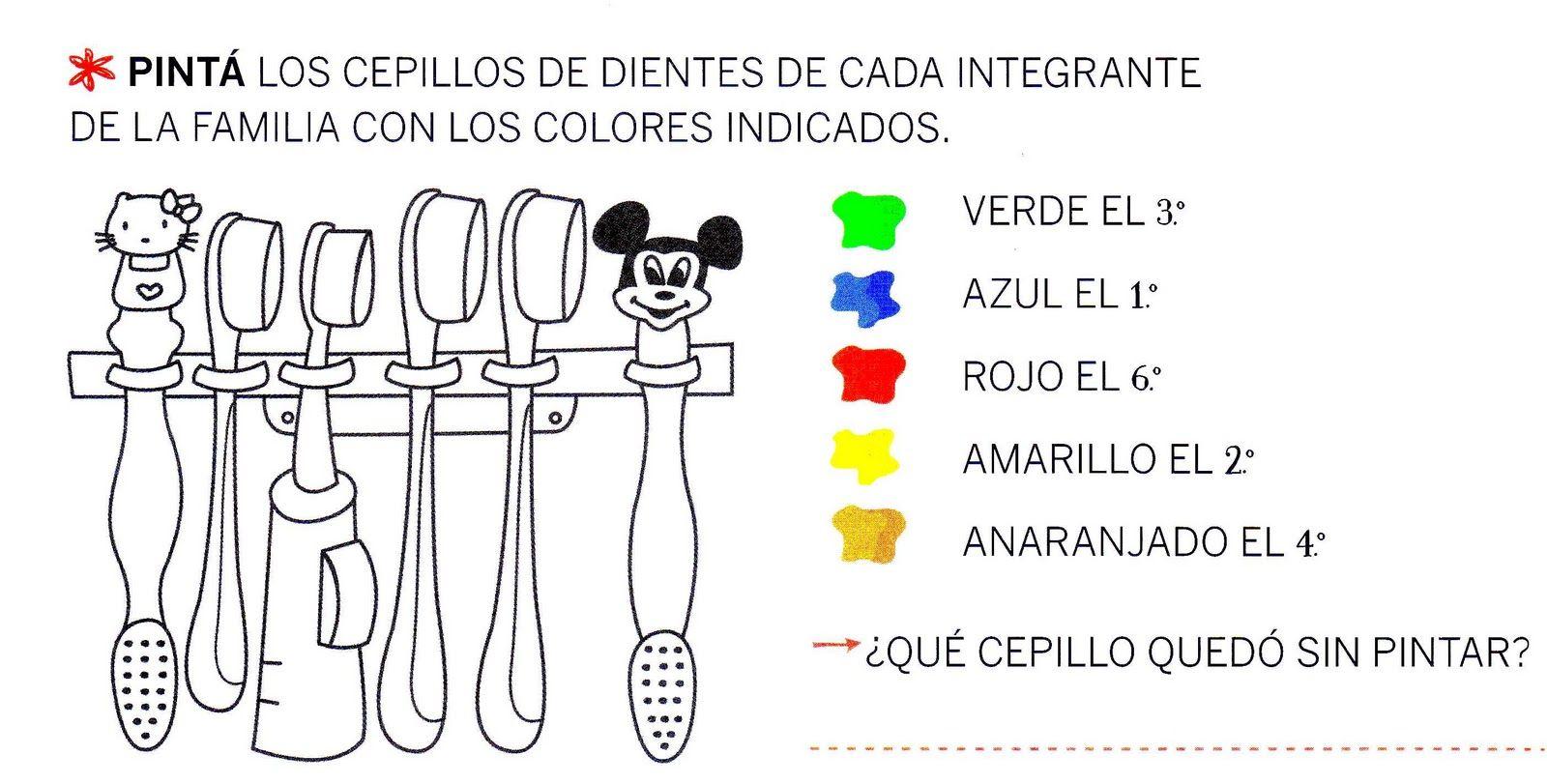 Ejercicios Los Numeros En Espanol