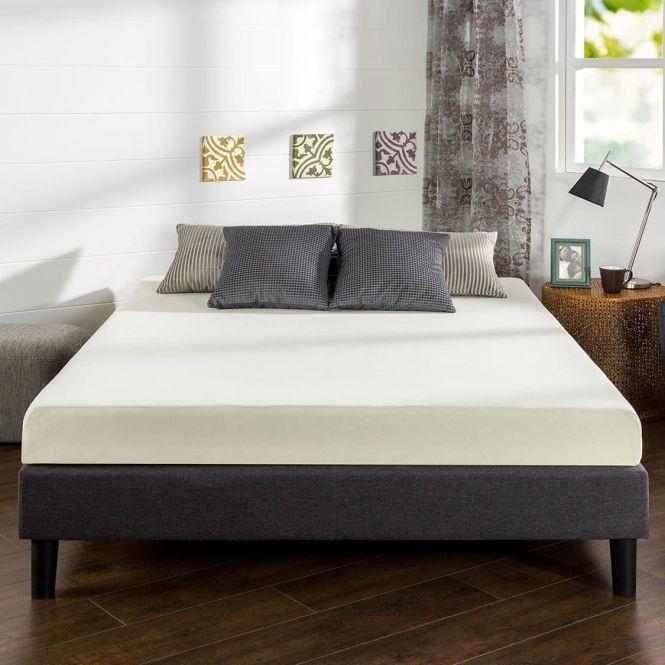 Zinus 6 Memory Foam Queen Mattress For 100 Free Shipping Lavahot Http