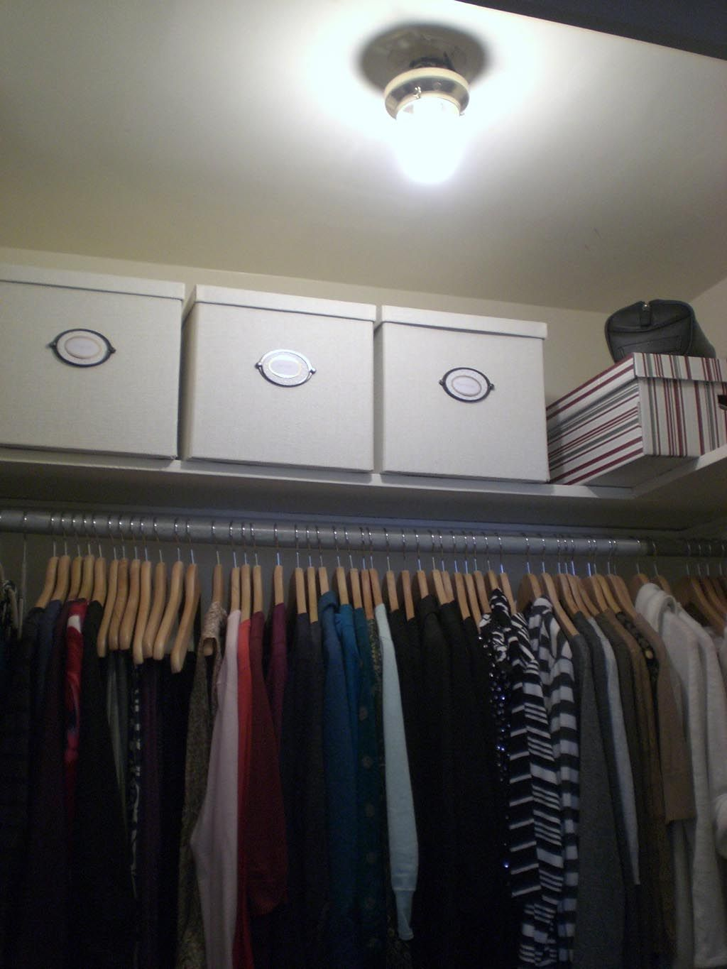 Alluring Led Closet Light Hard Wired Roselawnlutheran
