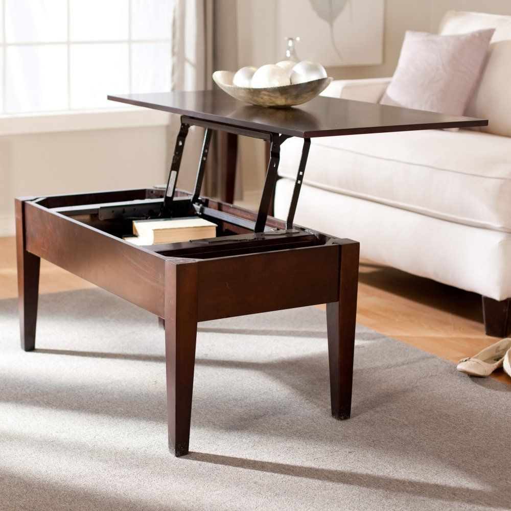 Finley Home Turner Lift Top Coffee Table