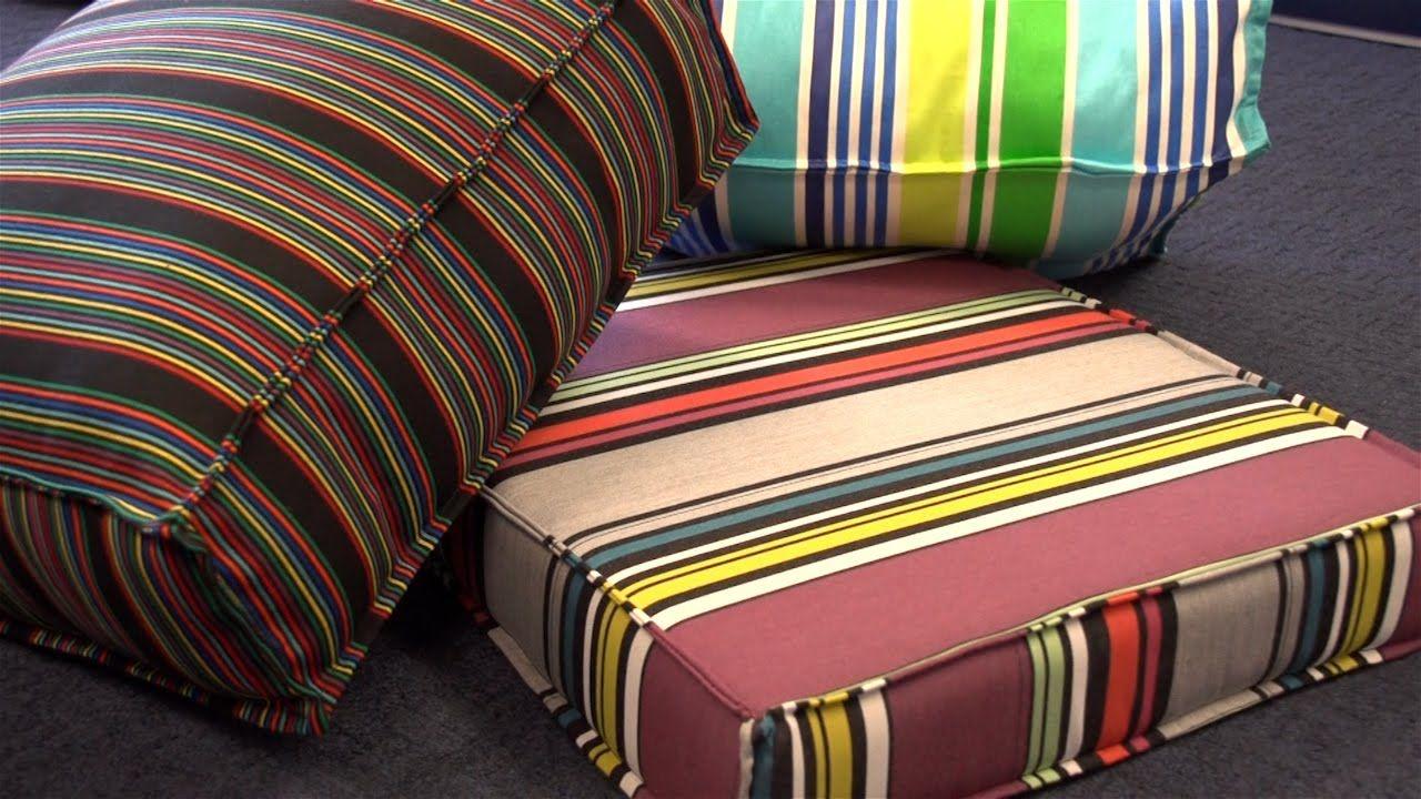 Easy DIY Outdoor Cushion Covers Diy cushion covers, Diy