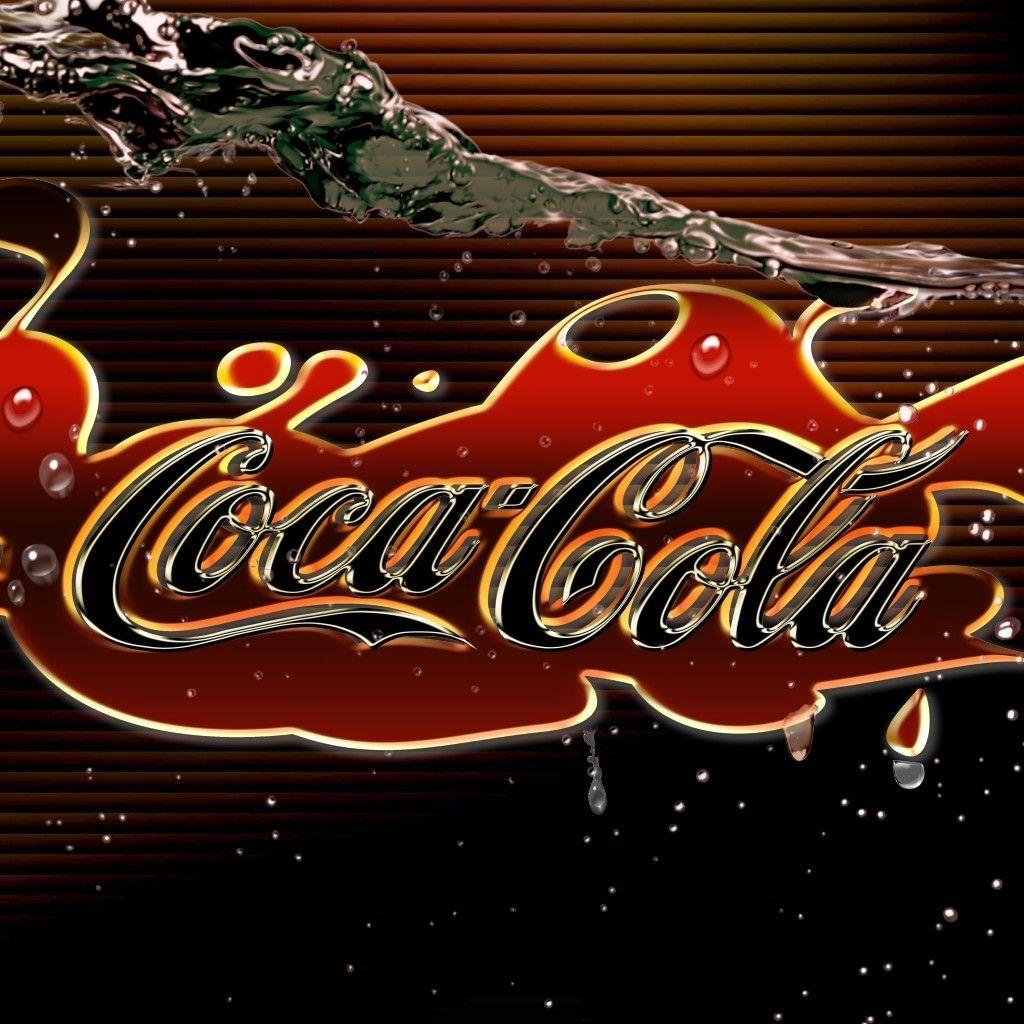 Coca Cola Logo Free iPad HD Wallpaper Coca Cola & Coca
