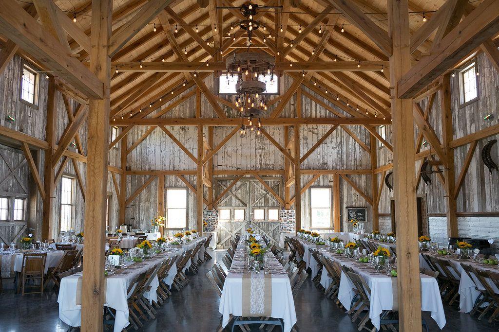 Wedding Venue at Red Barn Farm Weston, MO Goin' to