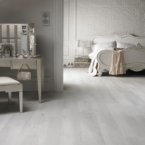 White laminate flooring from Lowes white flooring is