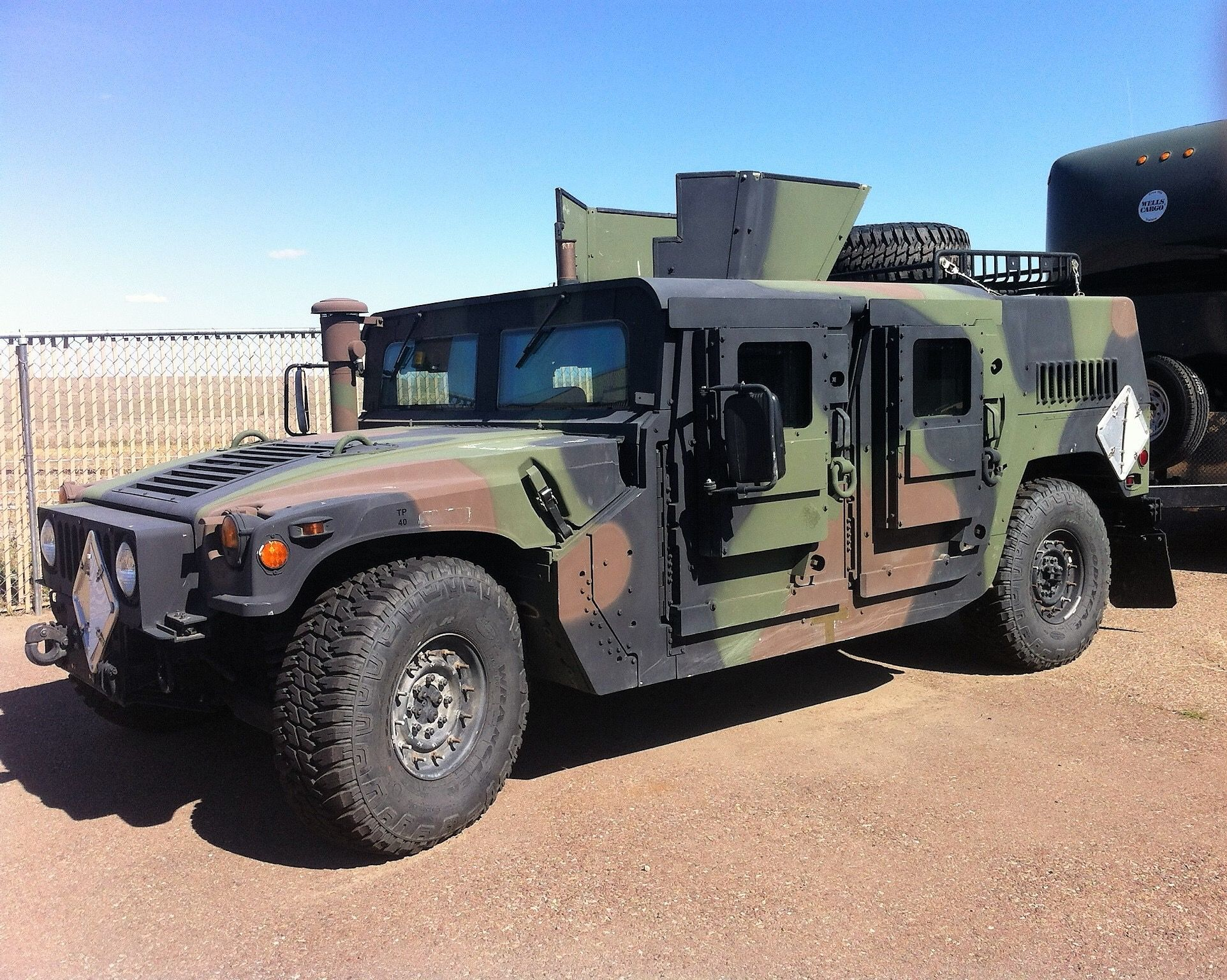 EOD HMMWV up armored HMMWV Pinterest