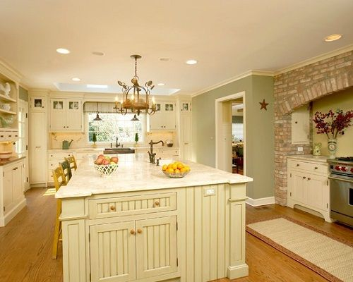 Country Kitchen Traditional White Room Ideas Contemporary Design Designs Modern Decor Colors Paint Best Kitchens Decorating Tips Interior