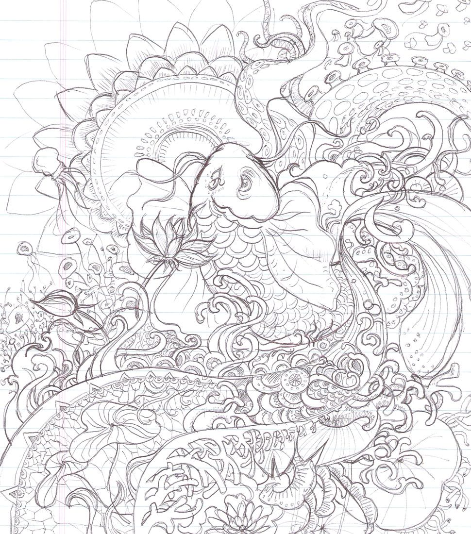 1000 images about mandalas on pinterest koi mandalas to color
