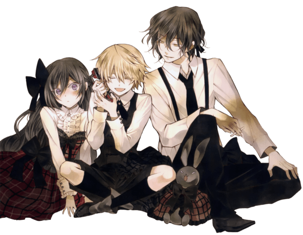 Pandora Hearts Review