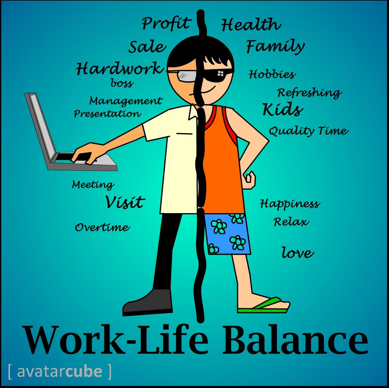 Work Life Balance Quotes Are Quotes That Help You Balance