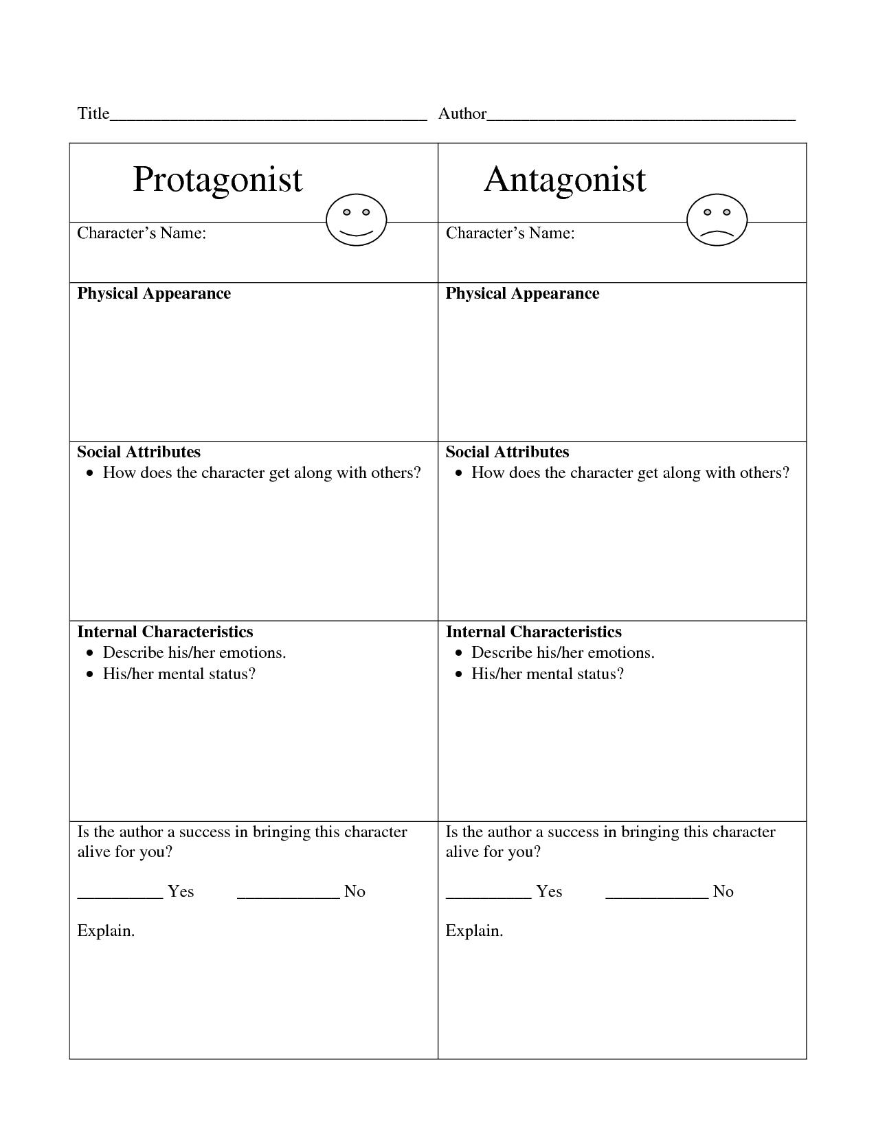 Antagonist Aanbiedingen