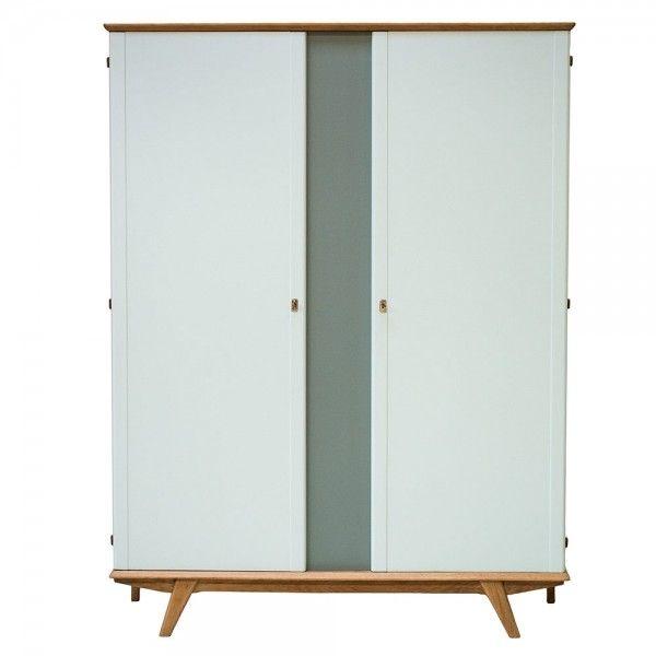 armoire penderie vintage sylvette meublesvintage rienacirer
