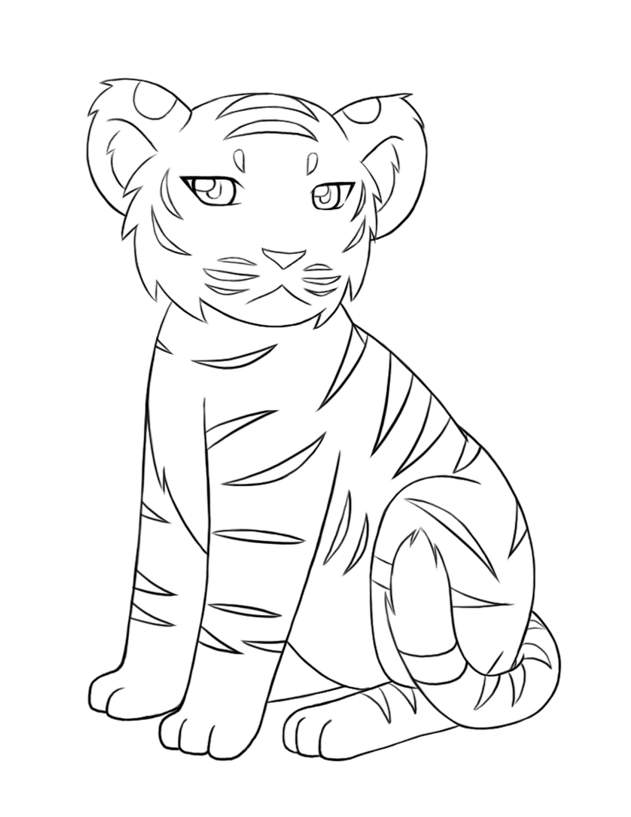 Realistic Nature Coloring Pages