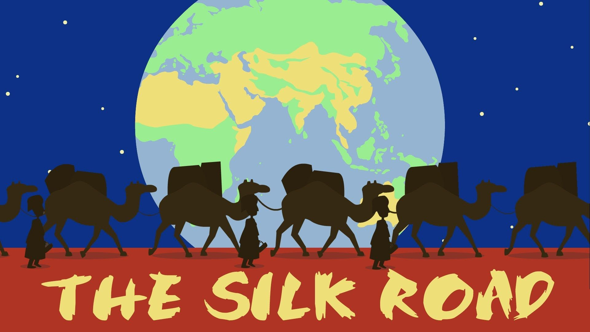 The Silk Road Connecting the ancient world through trade