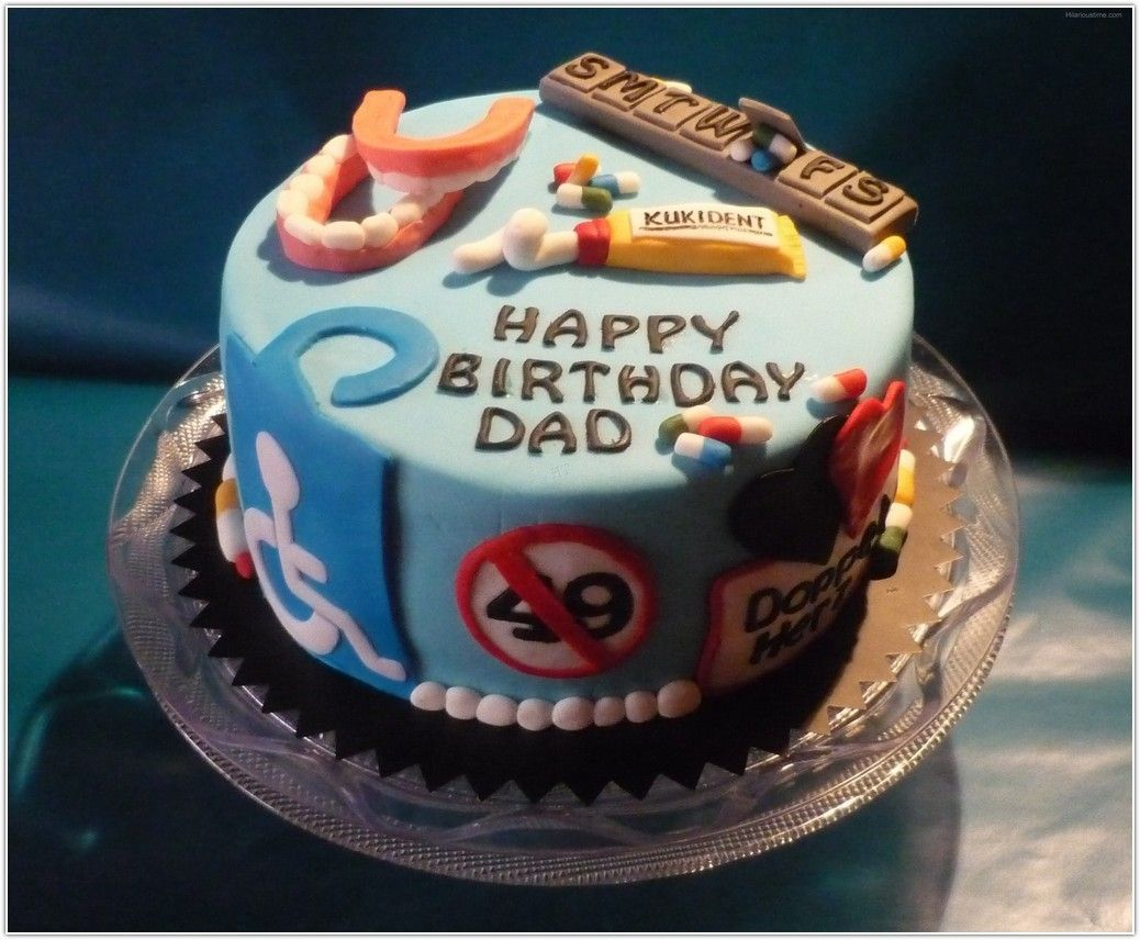Funny Birthday Cake Ideas For Men Dad
