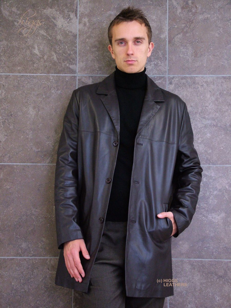 Long jacket with a turtleneck. Things to Wear