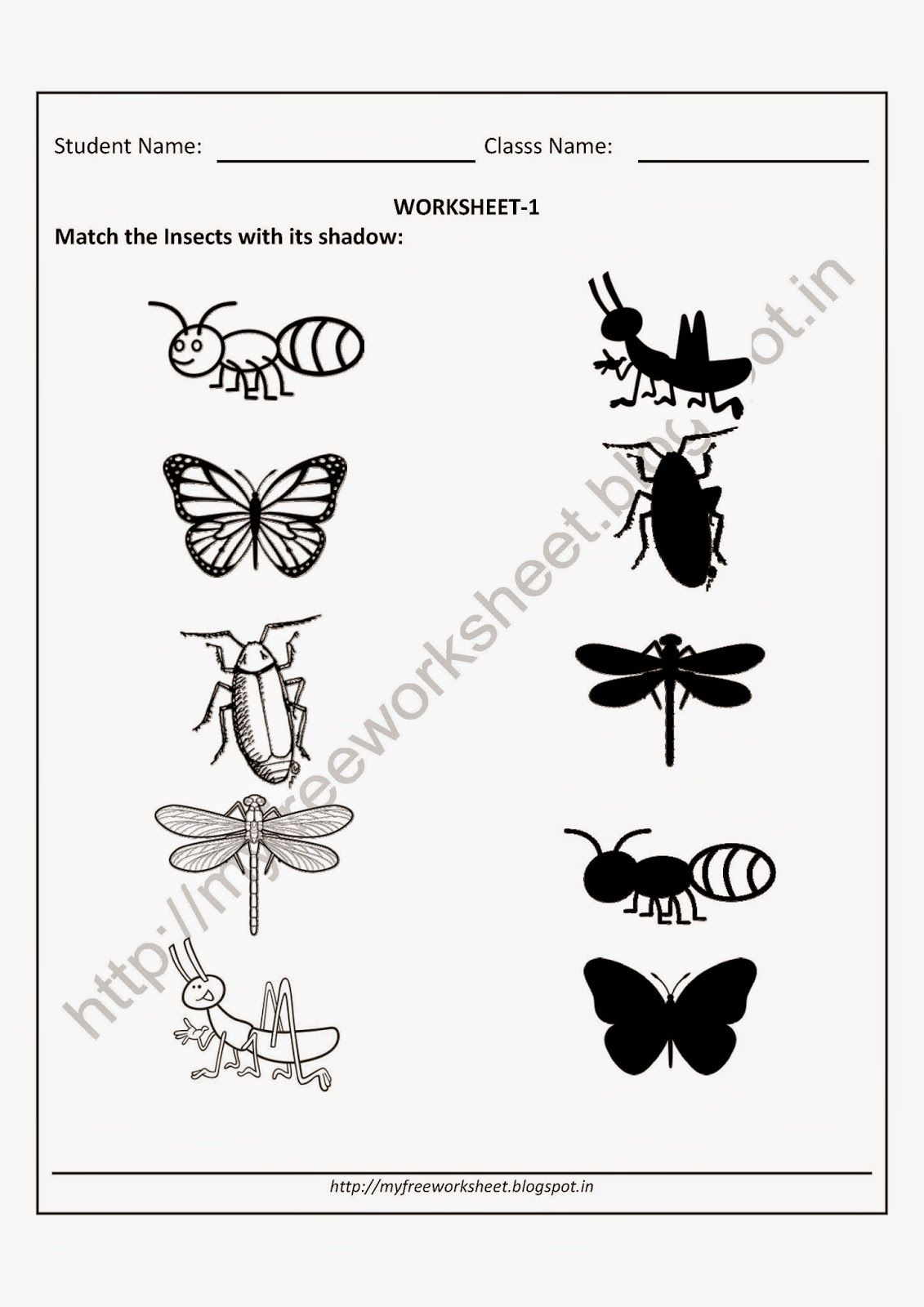 Kindergarten Worksheets Kindergarten Free Practice Sheets