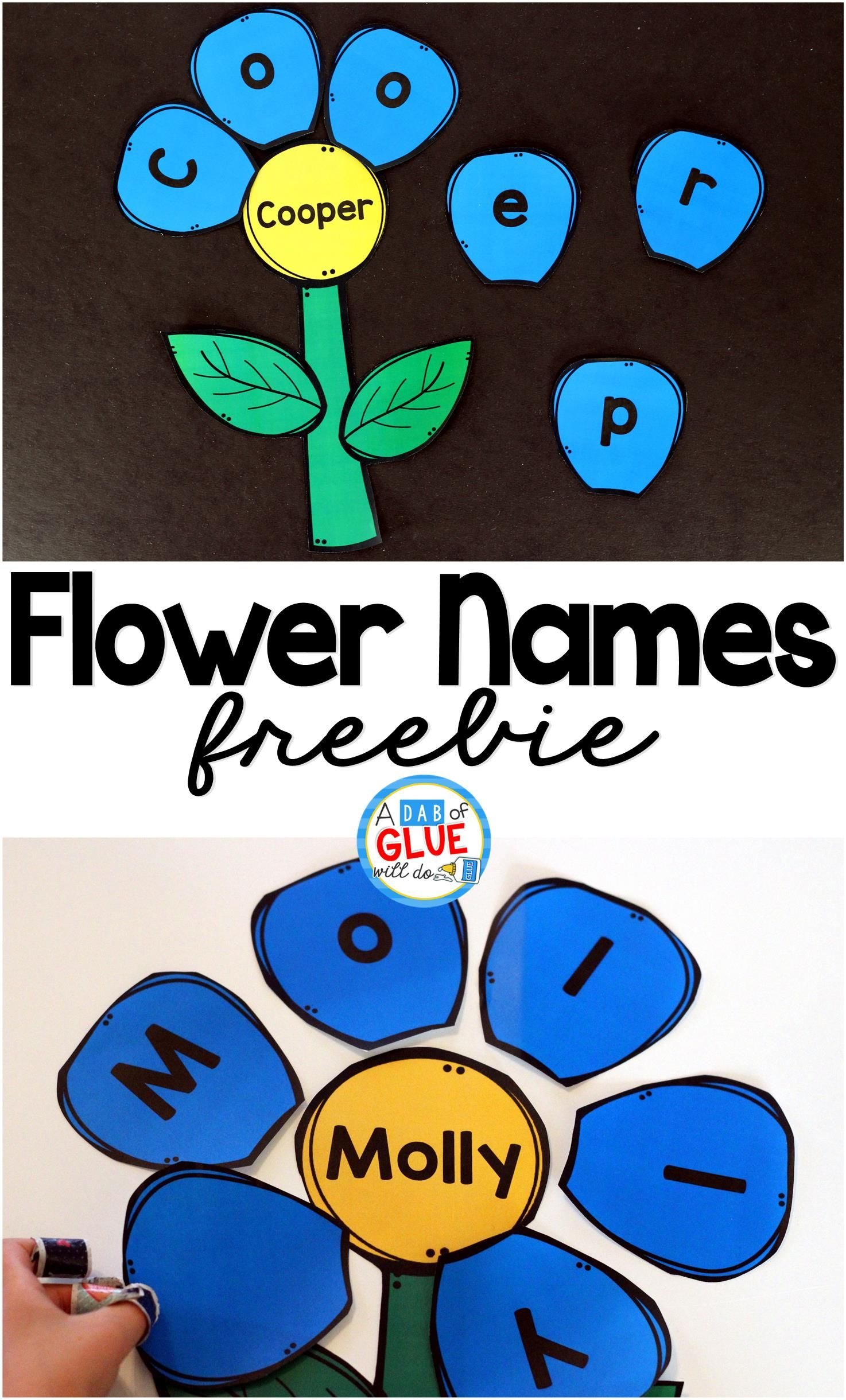 Flower Names