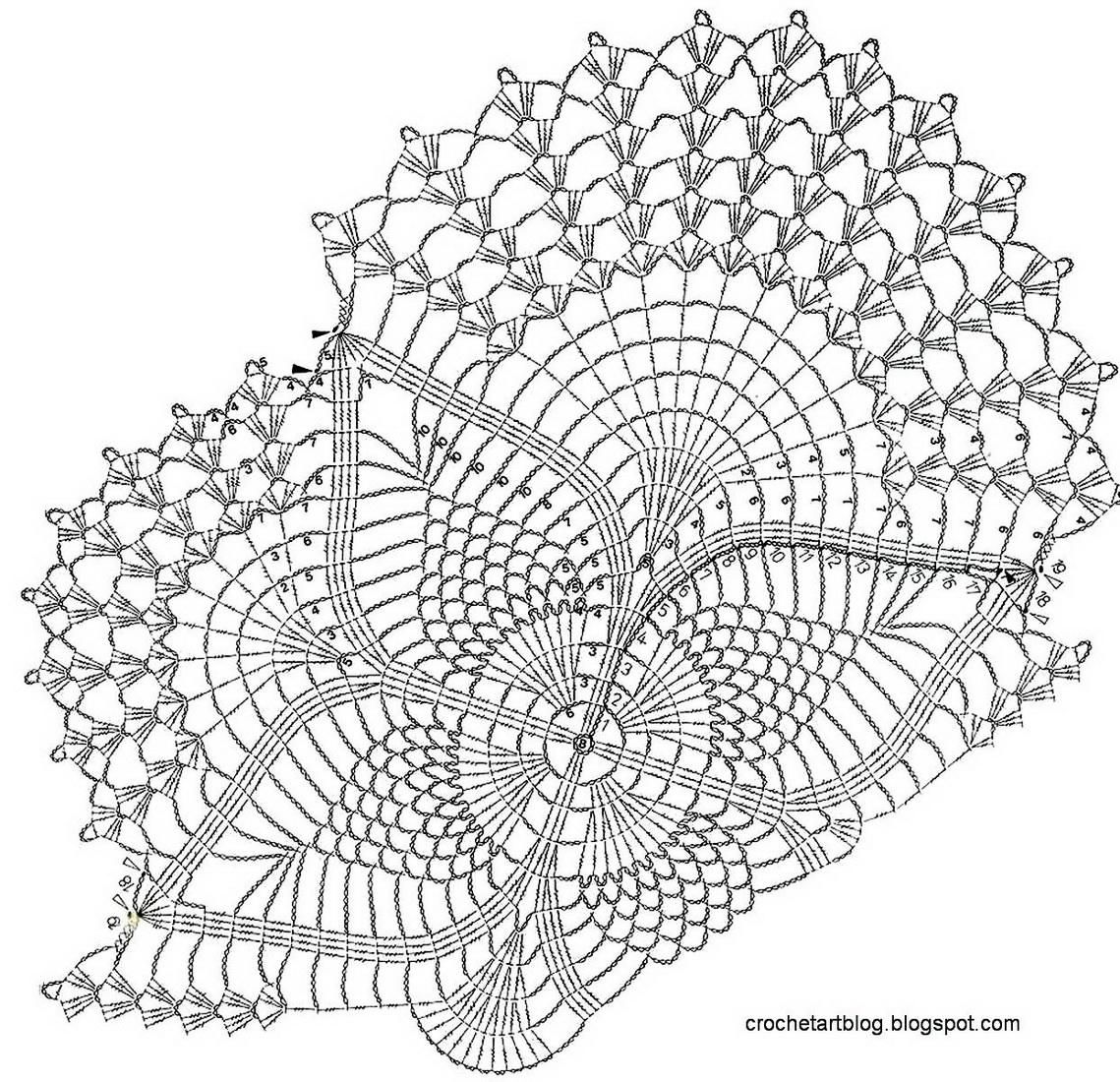 Crochet Art Crochet Doilies