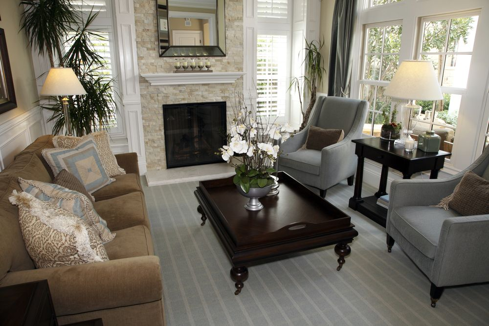 53 Cozy & Small Living Room Interior Designs