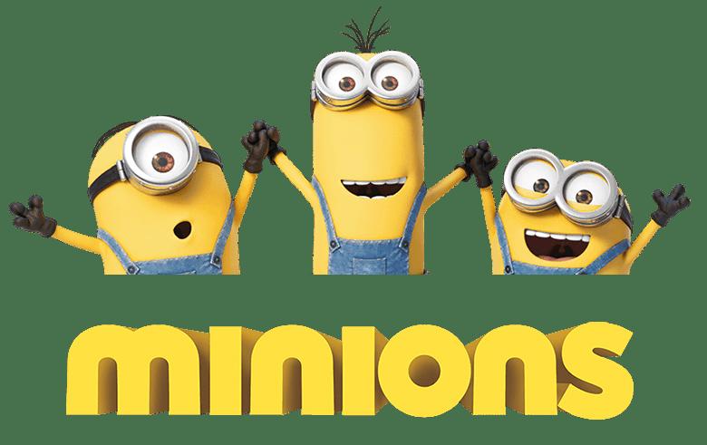 Cool Minions Logo { Despicable Me } Despicable me