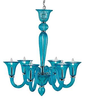 Murano Glass Chandelier Form The Design Insider Blog