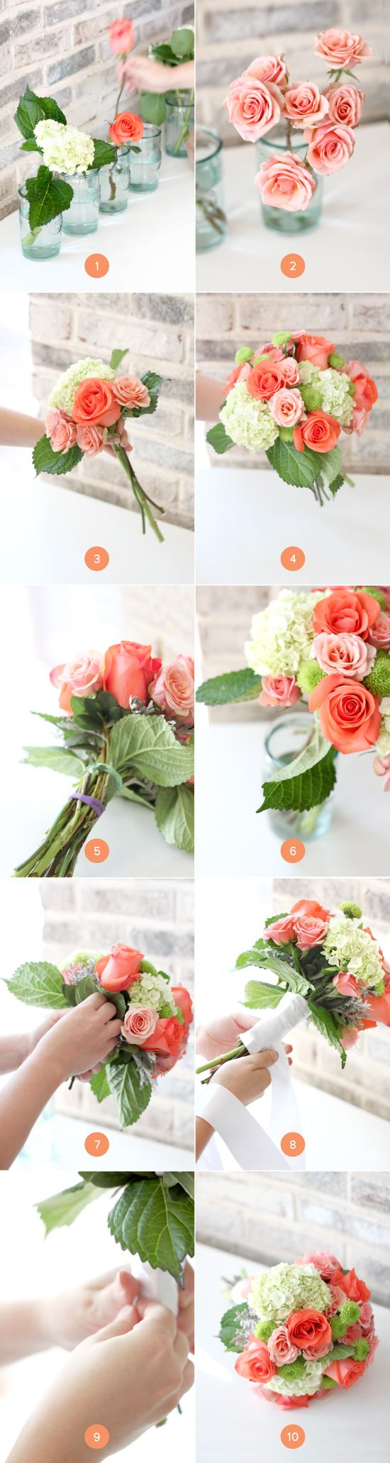 DIY Grocery Store Bridal Bouquet Wedding, Flower and