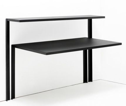 Xavier Lust for Gispen    Hold on desk and shelves   Desks     Xavier Lust for Gispen    Hold on desk and shelves