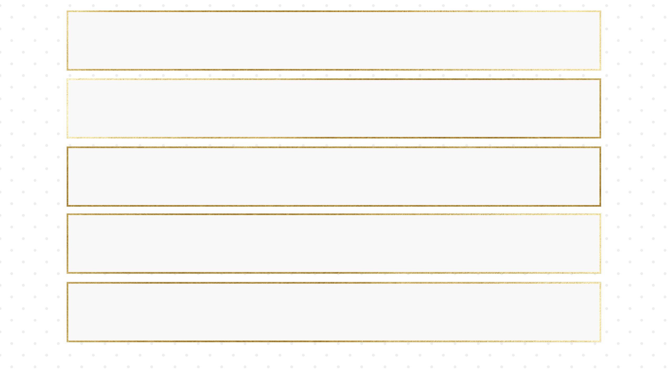 Gold Gilded Blank Boxes Desktop Organizer Wallpaper