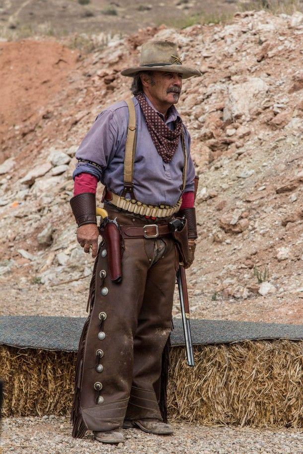 Cowboy action shooting, Huntsman World Senior Games 2012