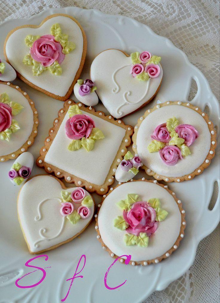 """erikasternlove """"erikasternlove """" Decorated Cookies"""