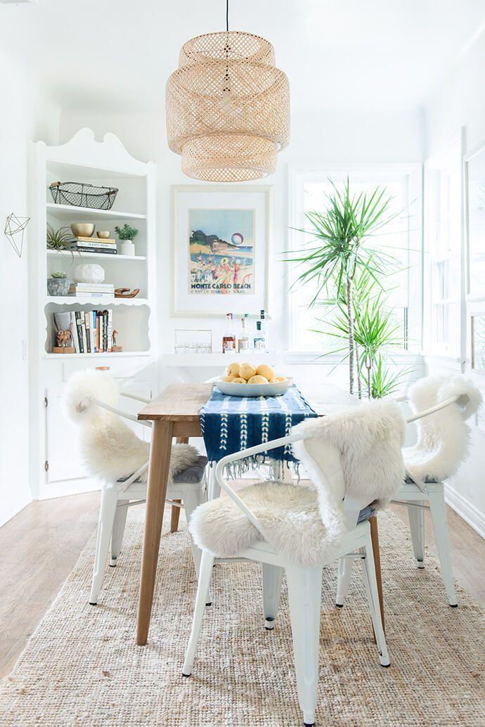 """""""Beachy"""" Meets """"Boho"""" In This California Home Ikea"""