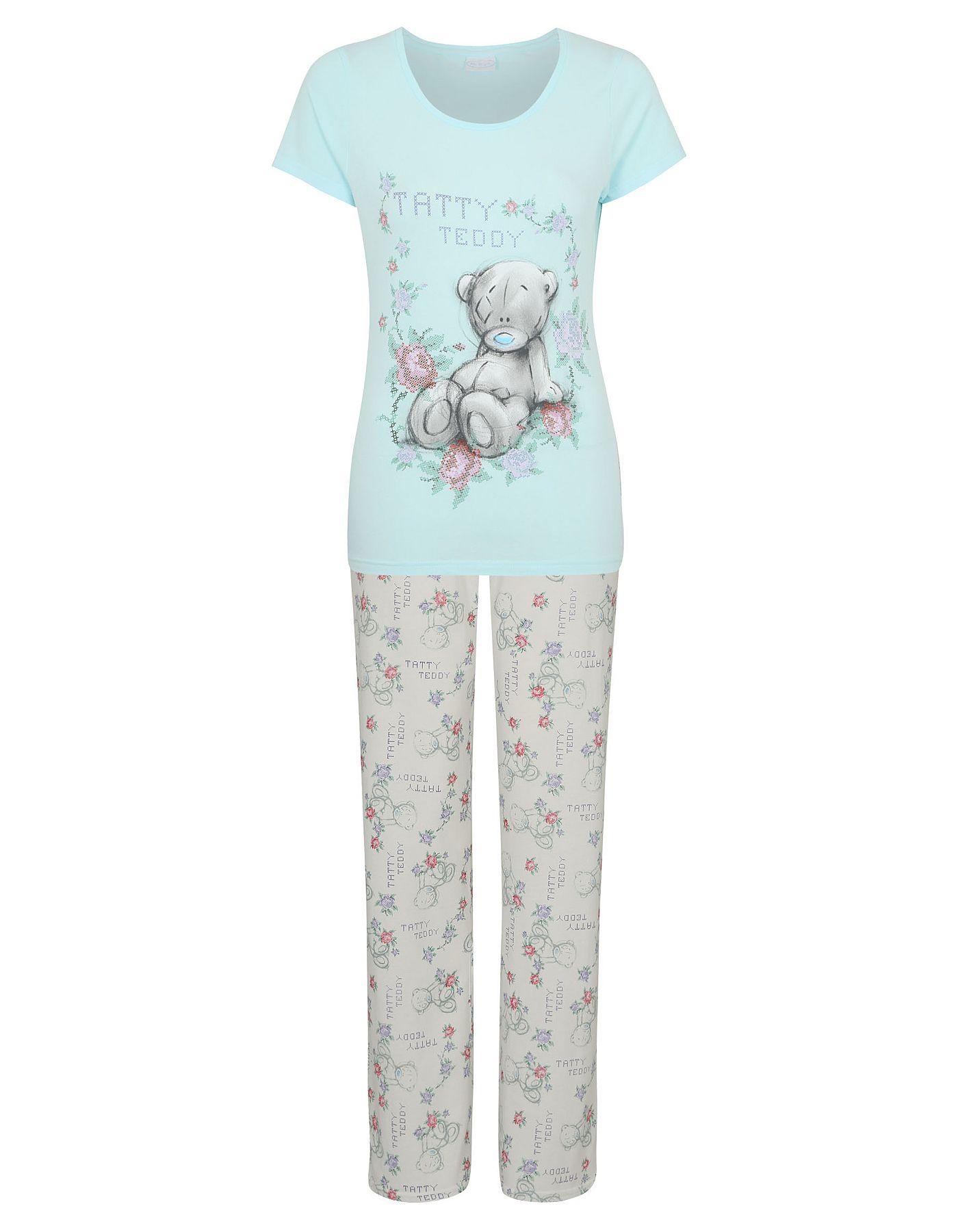 Tatty Teddy Pyjama Set Tatty teddy and Pyjama sets