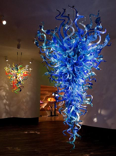 Dale Chihuly N Glass He Has The Most Stunning Pieces From Chandeliers To