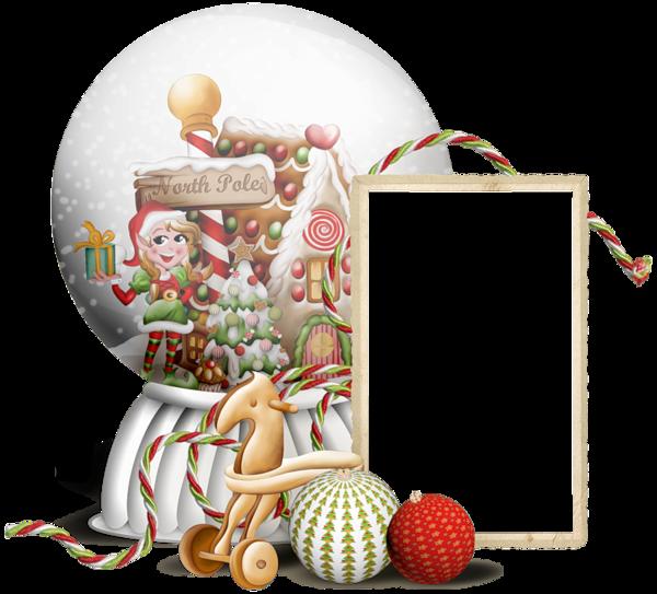 cadres de noel,png,frames Christmas Scrapbooking