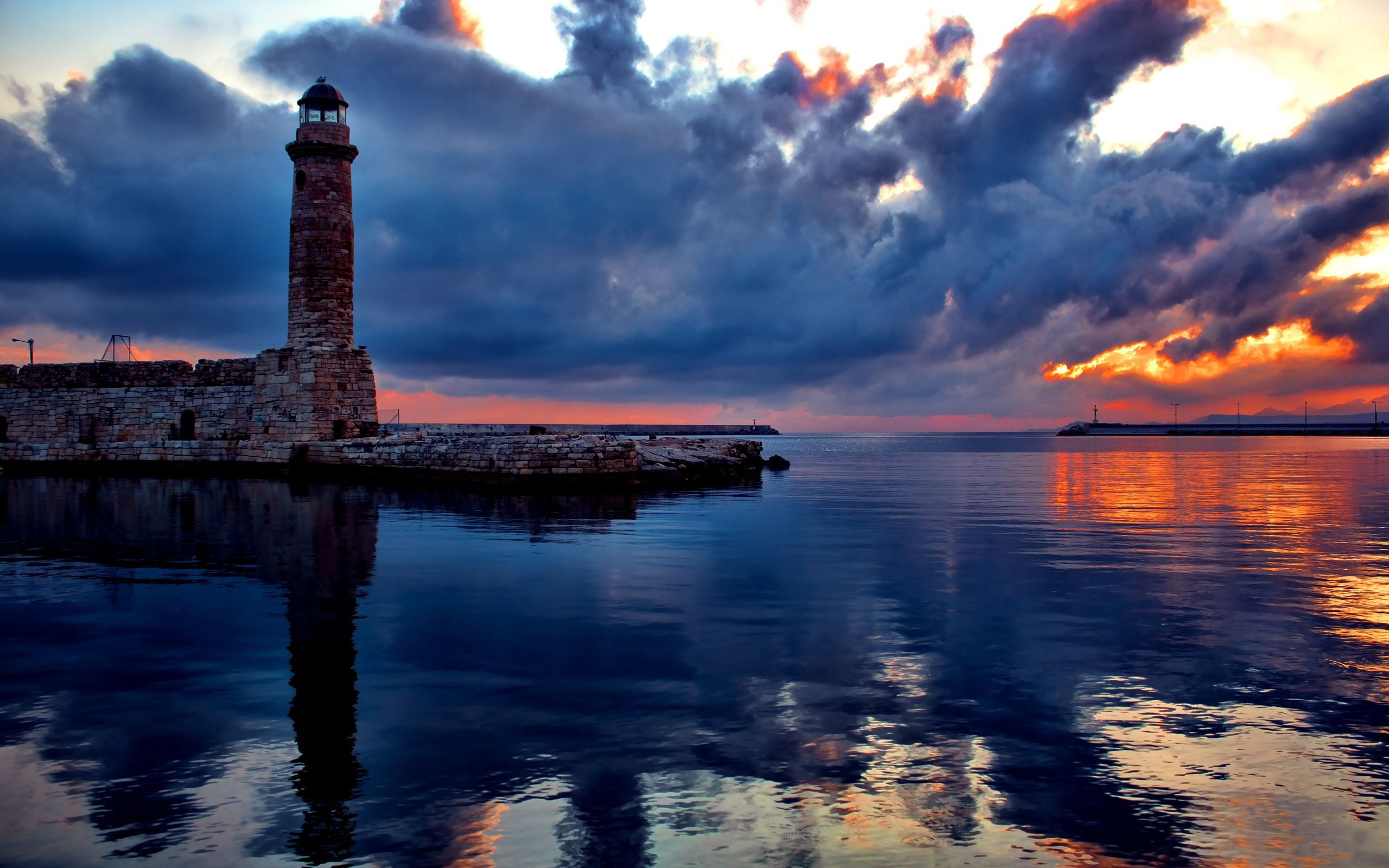 lighthouses Free Download Beautiful Lighthouse Scene