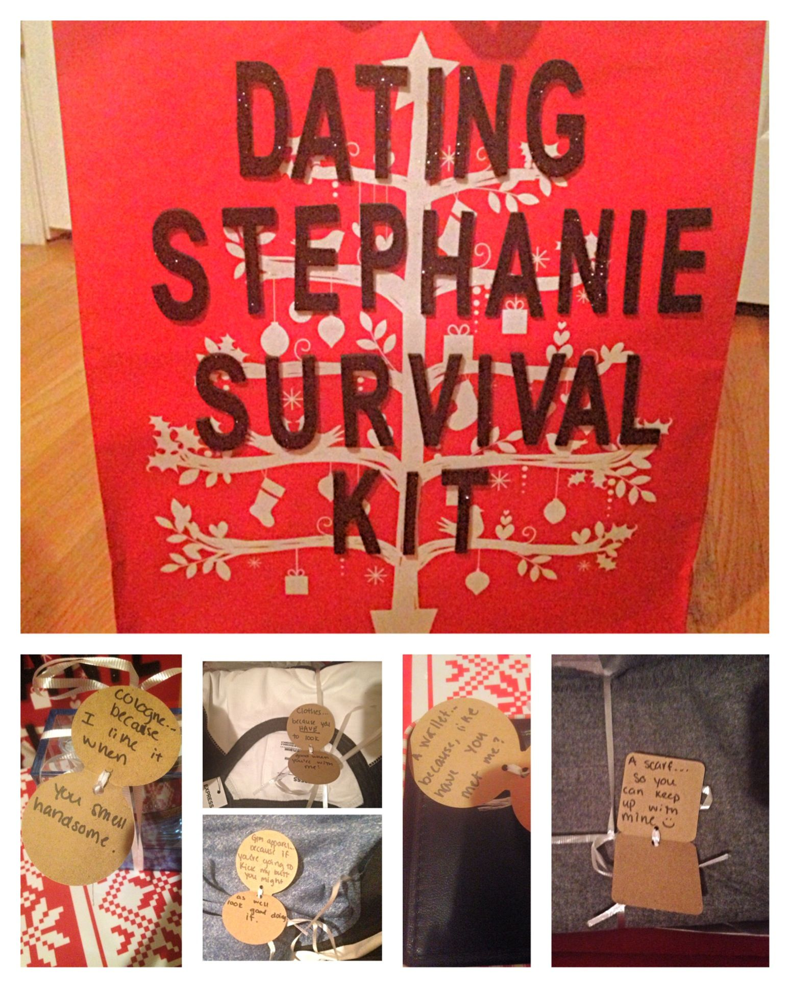 Christmas ideas for your significant other!! It was our