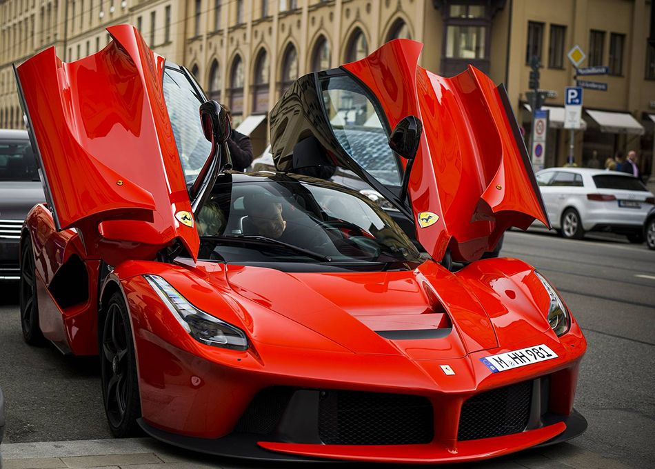 Most Expensive Exotic Cars in the World Top Ten List