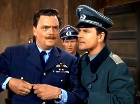 Image result for bernard fox as colonel crittenden