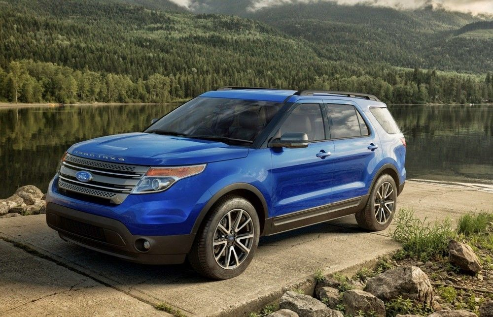 THE MAGNIFICENT 2015 FORD EXPLORER 7 PASSENGER The 2015