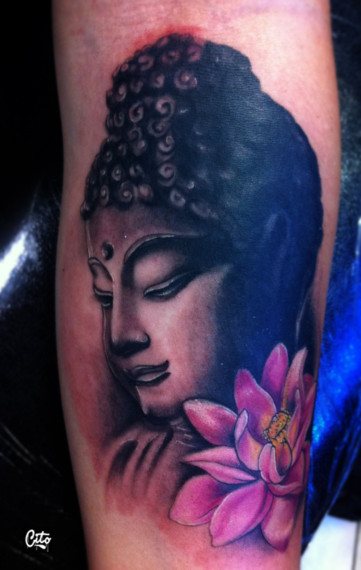 buddhist tattoos meaning and symbols Tat's so cute