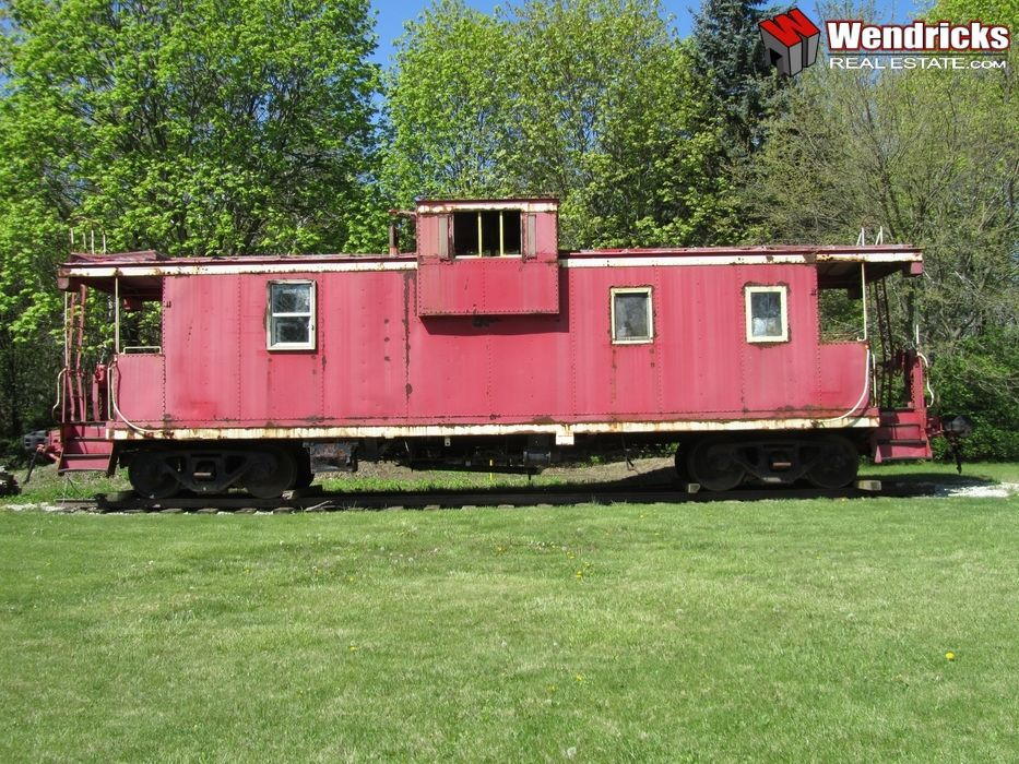 Cabooses for sale train cars railroad for
