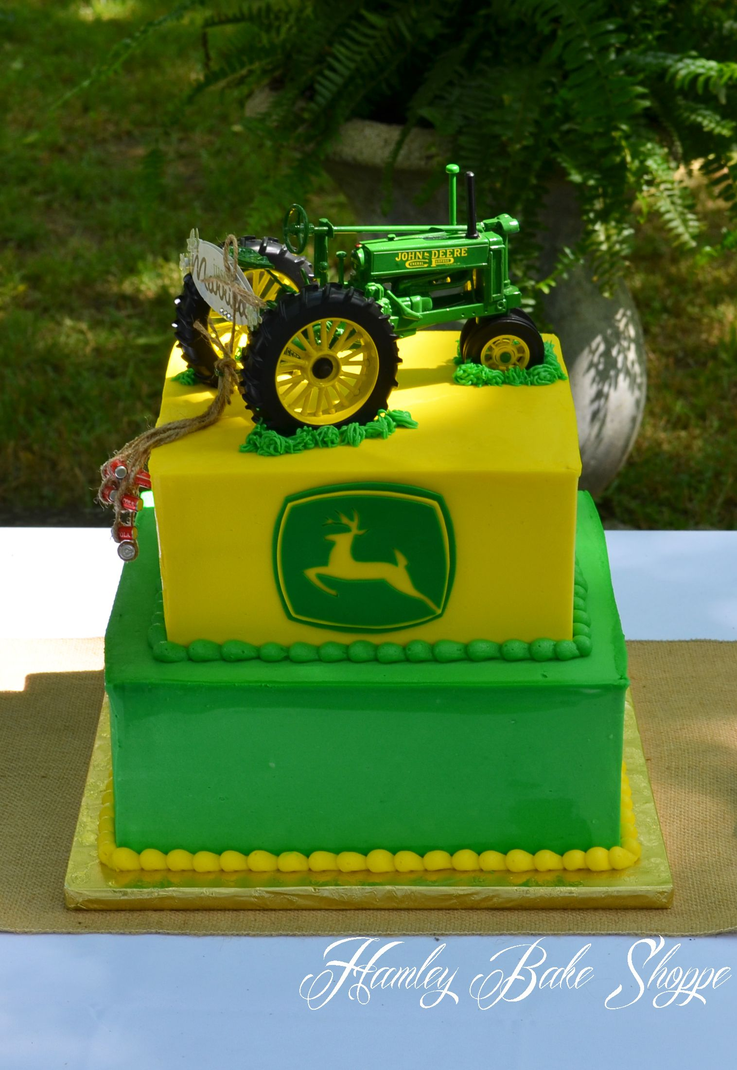 John Deere Tractor Cake Decorating Kit The Best Cake Of 2018