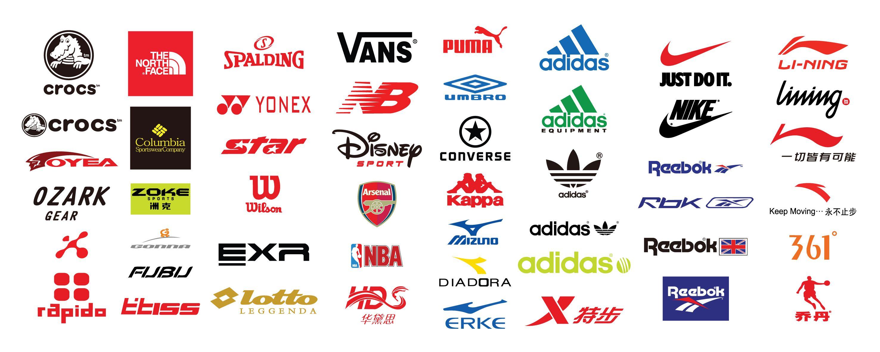 Sport Brands Logo's Logo's Pinterest Logos, Sports